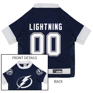 Tampa Bay Lightning Pet Jersey