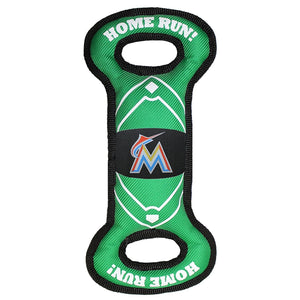 Miami Marlins Field Pull Pet Toy