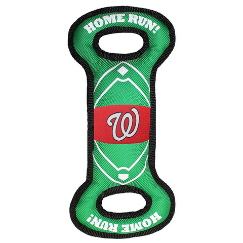 Washington Nationals Field Pull Pet Toy