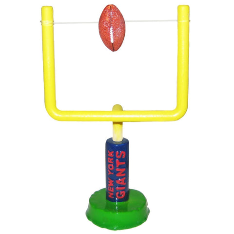 New York Giants Goal Post Aquarium Tank Ornament