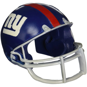 New York Giants Helmet Aquarium Tank Ornament