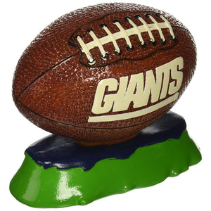 New York Giants Football Aquarium Tank Ornament