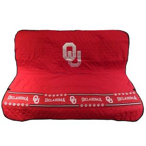 Oklahoma Sooners Pet Car Seat Cover