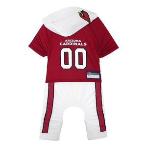 Arizona Cardinals Pet Onesie