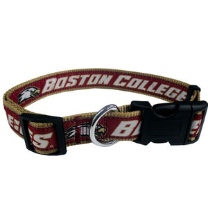Boston College Eagles Pet Collar by Pets First