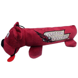 Boston College Eagles Plush Tube Pet Toy