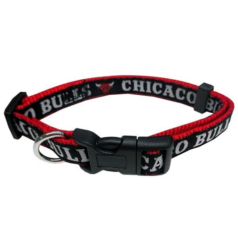 Chicago Bulls Pet Collar by Pets First