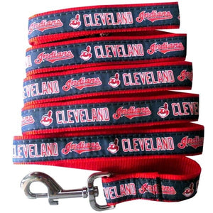 Cleveland Indians Pet Leash by Pets First