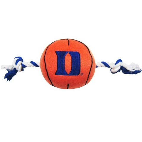 Duke Blue Devils Basketball Dog Toy