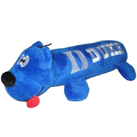 Duke Blue Devils Plush Tube Pet Toy