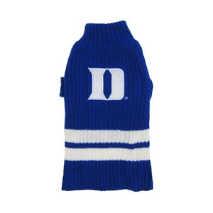 Duke Blue Devils Dog Sweater