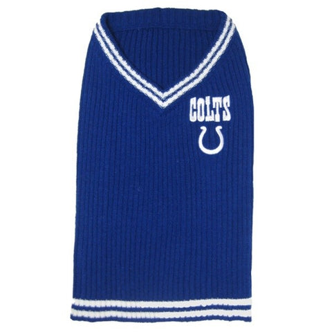 Indianapolis Colts Dog Sweater
