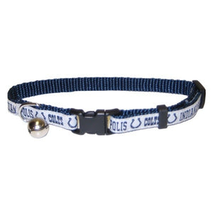 Indianapolis Colts Breakaway Cat Collar