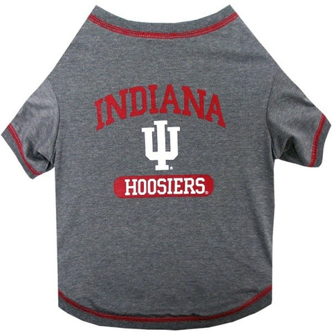 Indiana Hoosiers Pet T-Shirt