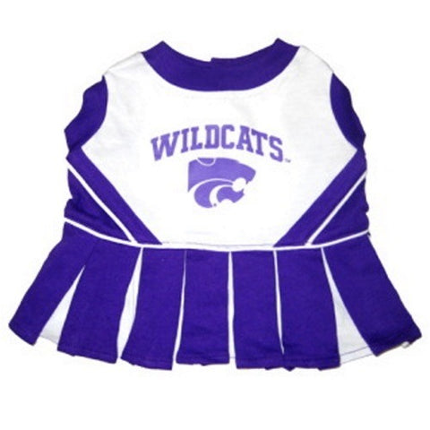 Kansas State Wildcats Cheerleader Pet Dress