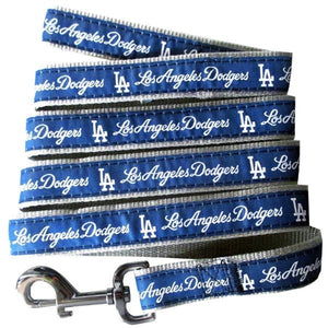 Los Angeles Dodgers Pet Leash by Pets First