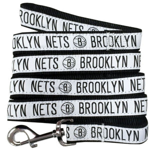 Brooklyn Nets Pet Leash by Pets First