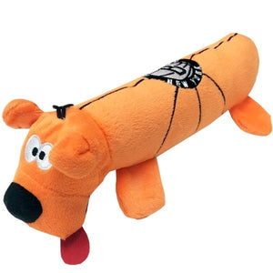Brooklyn Nets Plush Tube Pet Toy