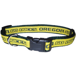 Oregon Ducks Pet Collar by Pets First