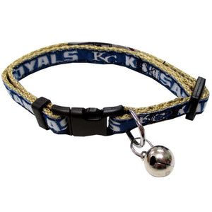 Kansas City Royals Breakaway Cat Collar