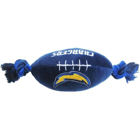 Los Angeles Chargers Football Pet Toy