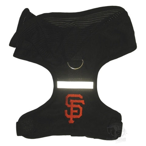 San Francisco Giants Pet Hoodie Harness