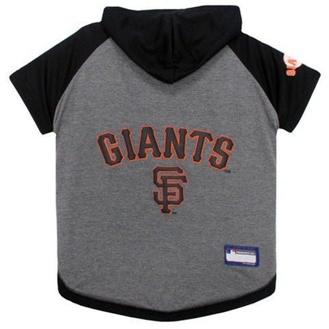 San Francisco Giants Pet Hoodie T-Shirt