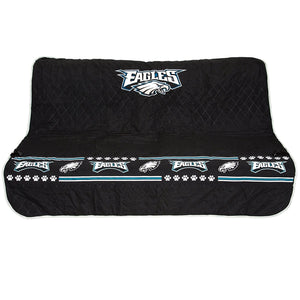 Philadelphia Eagles Pet Car Seat Cover