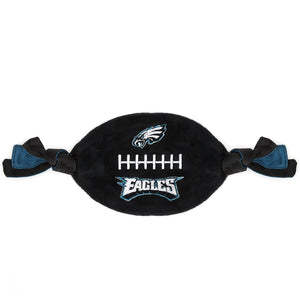 Philadelphia Eagles Flattie Crinkle Football