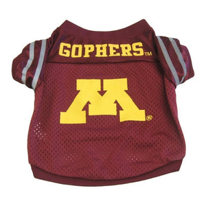 Minnesota Golden Gophers Collegiate Pet Jersey