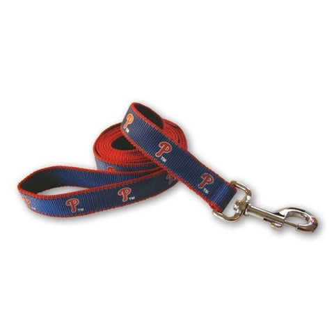Philadelphia Phillies Reflective Dog Leash