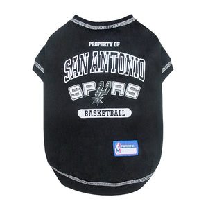 San Antonio Spurs Pet T-Shirt