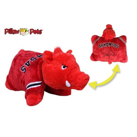 Arkansas Razorbacks Pillow Pet
