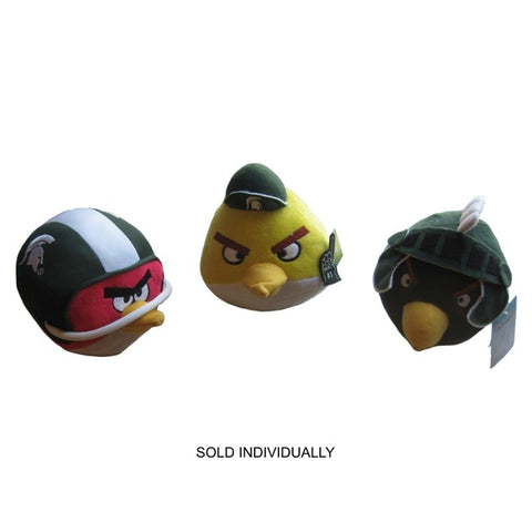 Michigan State Spartans Angry Birds