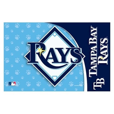 Tampa Bay Rays Pet Mat