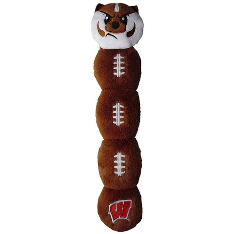 Wisconsin Badgers Pet Mascot Toy