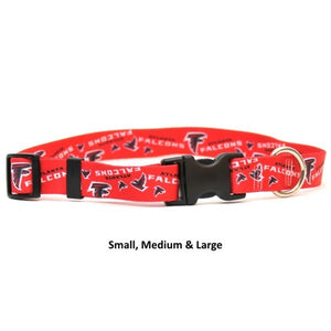 Atlanta Falcons Nylon Collar
