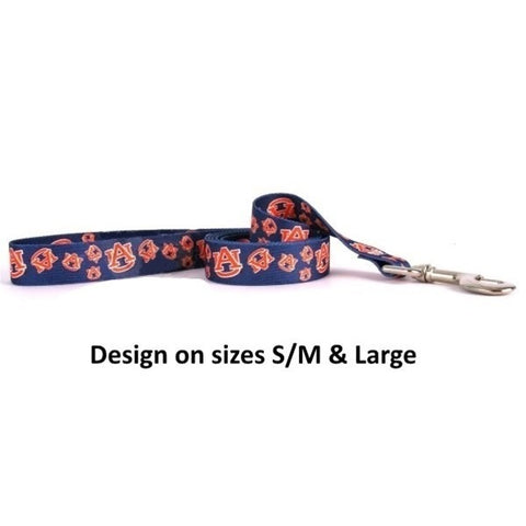 Auburn Tigers Nylon Leash