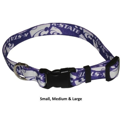 Kansas State Wildcats Nylon Collar