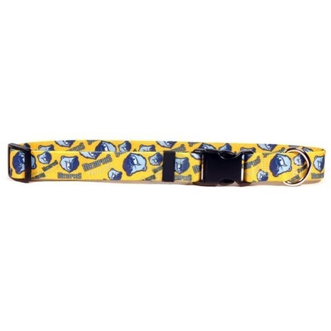 Memphis Grizzlies Nylon Collar