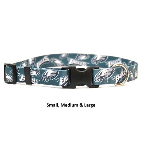 Philadelphia Eagles Nylon Collar
