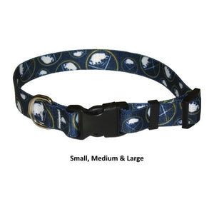 Buffalo Sabres Nylon Collar