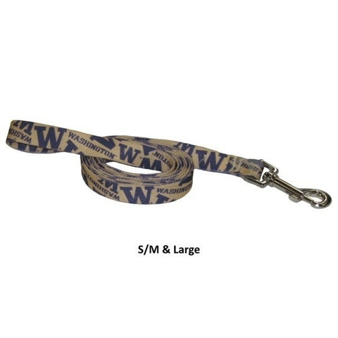 Washington Huskies Nylon Leash