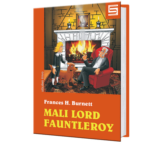 Mali lord Fauntleroy - Frances Hodgson Burnett