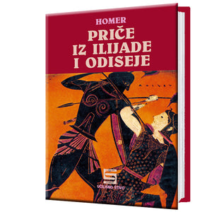 Stories from the Iliad and the Odyssey - Homer