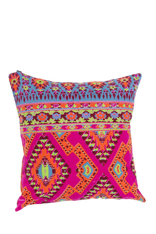 Tucan Rouge Cushion Magenta Crush