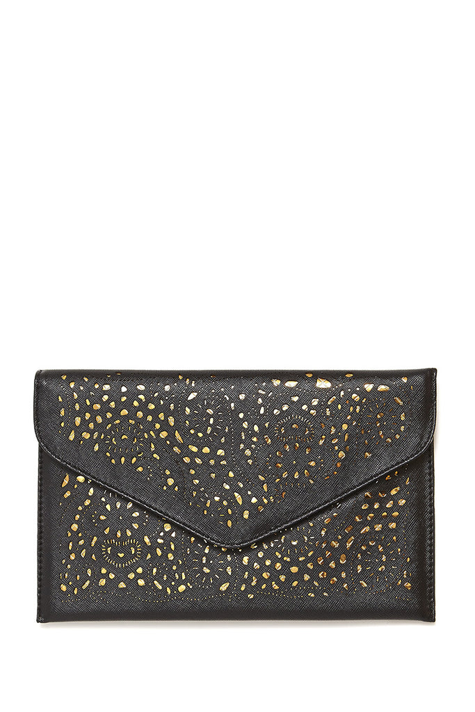 Alexa Clutch Black