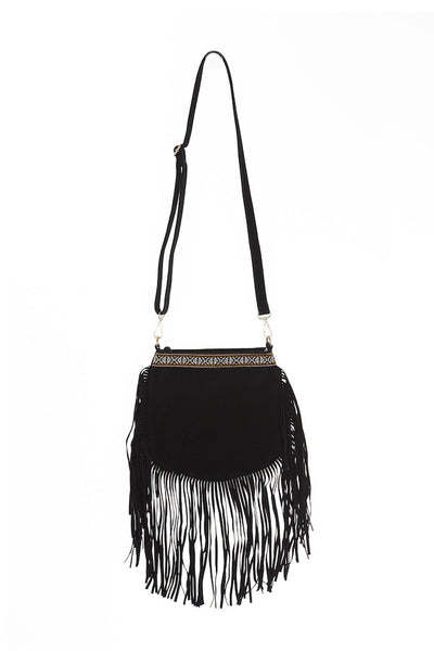 Roxy Fringe Bag
