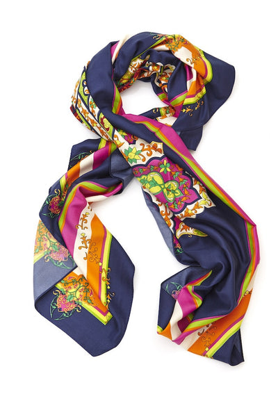 Carrie Silk Scarf