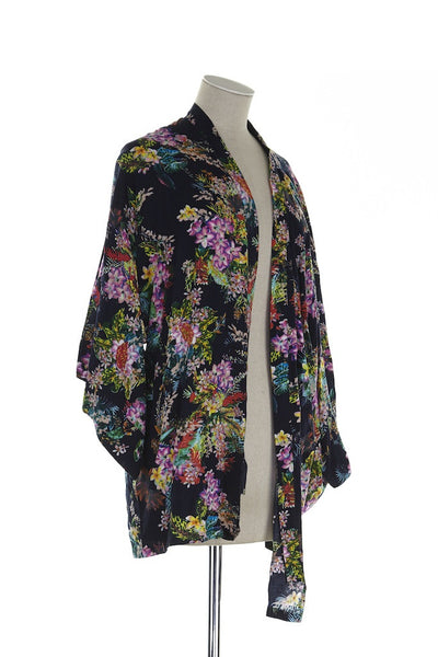 Ellie Floral Cape